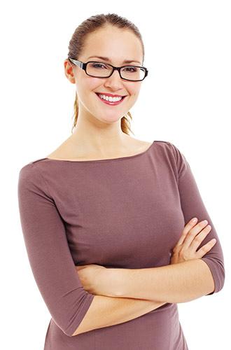 Happy Chiropractic Patient
